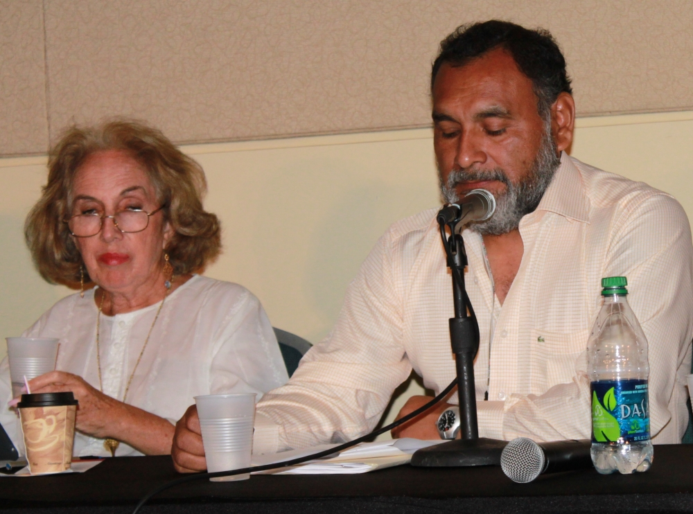 IFLA-kongressen i Puerto Rico onsdag 17. august: Bibliotek i Latin-Amerika og IPAD i USA   (2/4)