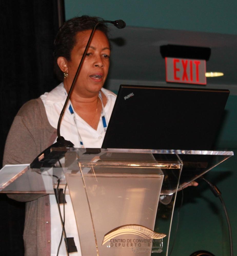 IFLA-kongressen i Puerto Rico onsdag 17. august: Bibliotek i Latin-Amerika og IPAD i USA   (4/4)