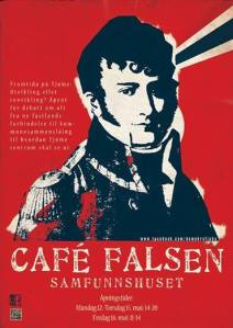 cafe falsen