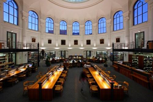 Uni-Bibliothekt Albertina