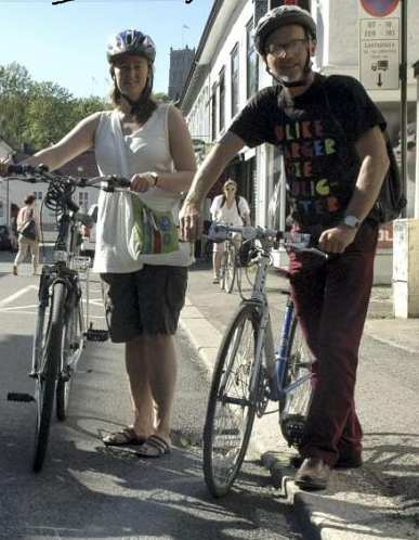 sykkel-anette-og-lars