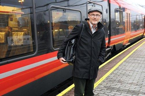 lars Vestfoldbanen tog